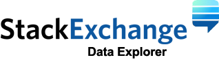 Stack Exchange Data Explorer